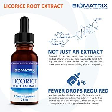 Liqorice root extract - biomatrix 3