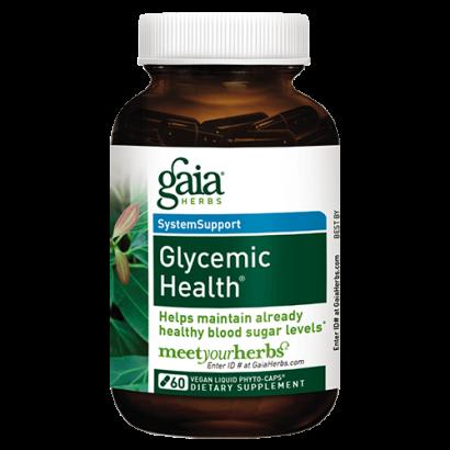 Glycemic Health 60-Capsules