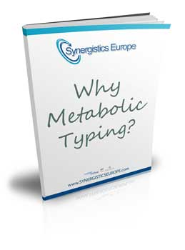 Synergistics Europe - Why Metabolic Typing? Ebook Download Cover