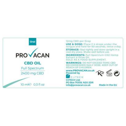 provacan cbd oil holland and barrett