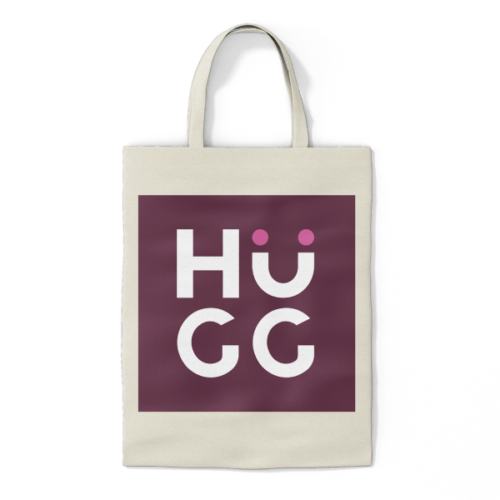 HuGG Cotton Shopper Bag